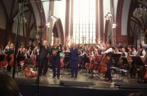 Koncert Orkiestry Suzuki z Turynu. Prezentacja Metody nauczania Suzuki