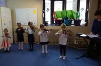 Z Muzyczną Wizytą w Przedszkolu Hippek