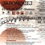 Dni Japonii-plakat harmonogram