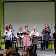 Koncert – Prezentacja skrzypiec w SP 6 i Przedszkolu nr 4