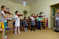 """Koncert w Przedszkolu """"Chatka Puchatka"""""""