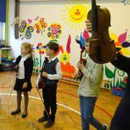 Koncert w Szkole w Długołęce i Wilczycach