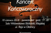 Koncert Końcoworoczny