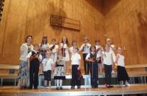 III Ogólnopolski Koncert Dzieci Suzuki