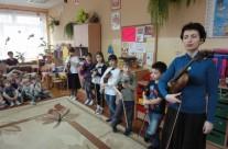 Koncert w przedszkolu nr 6